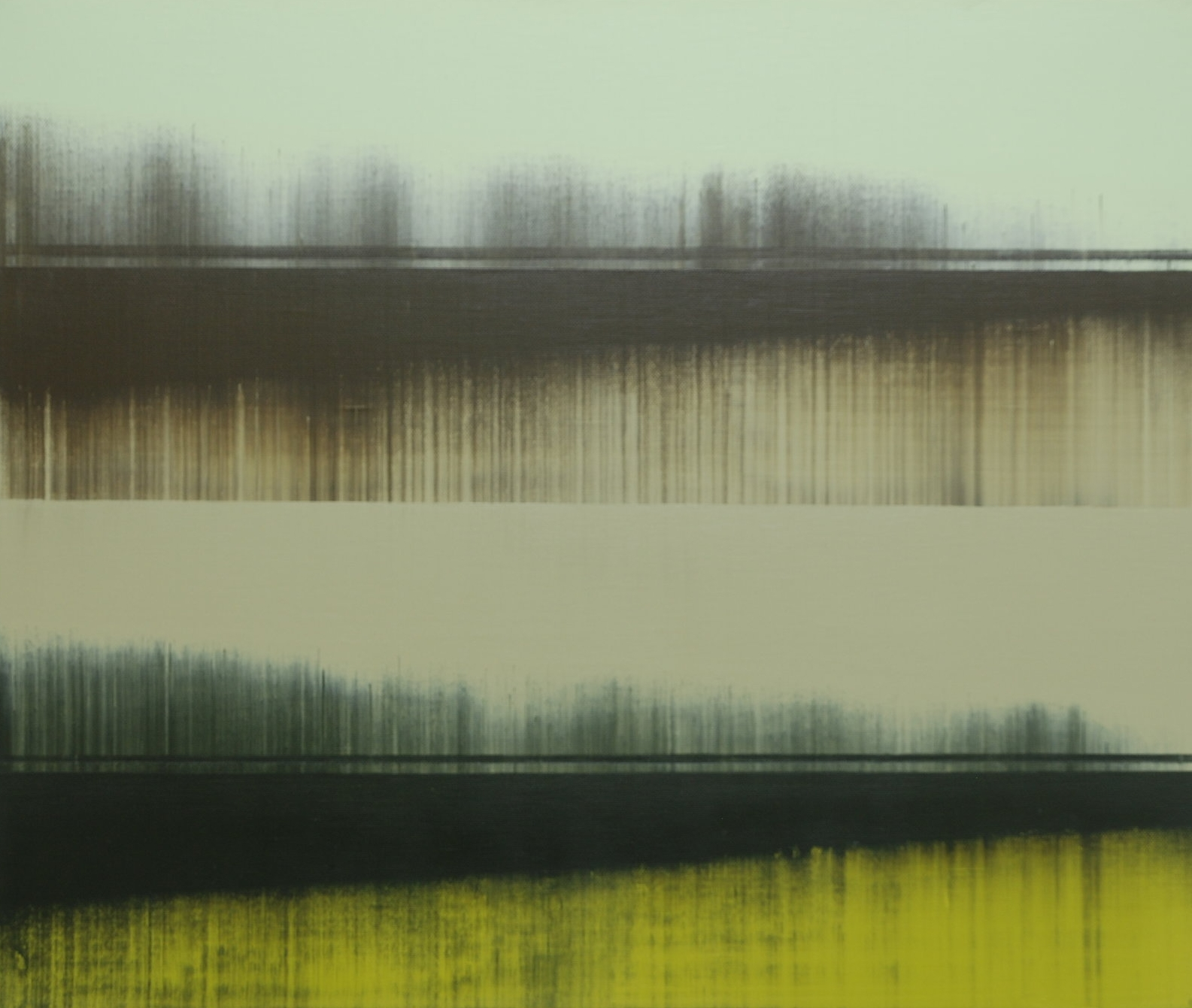 Parallel Terrain xi | 60cm x 50cm Oil on Canvas