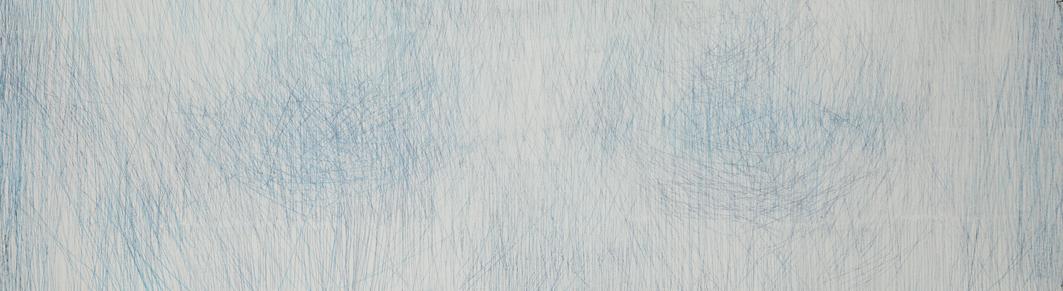 Sward 2 | 97cm x 27cm Etching