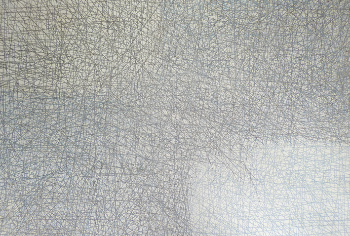 Scission 1 | 90cm x 60cm Etching & Woodcut