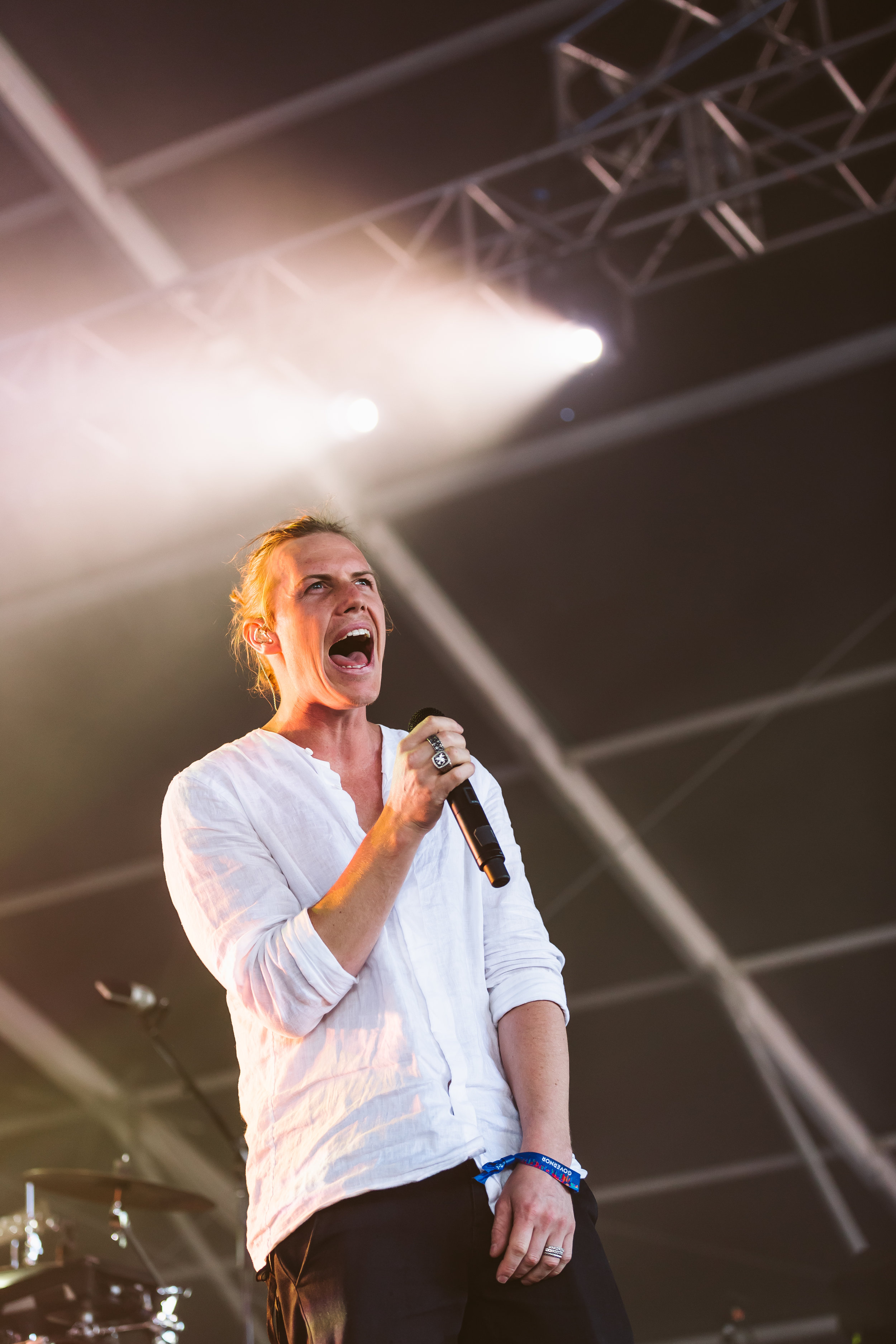 Tyrone Lindqvist (RÜFÜS DU SOL)