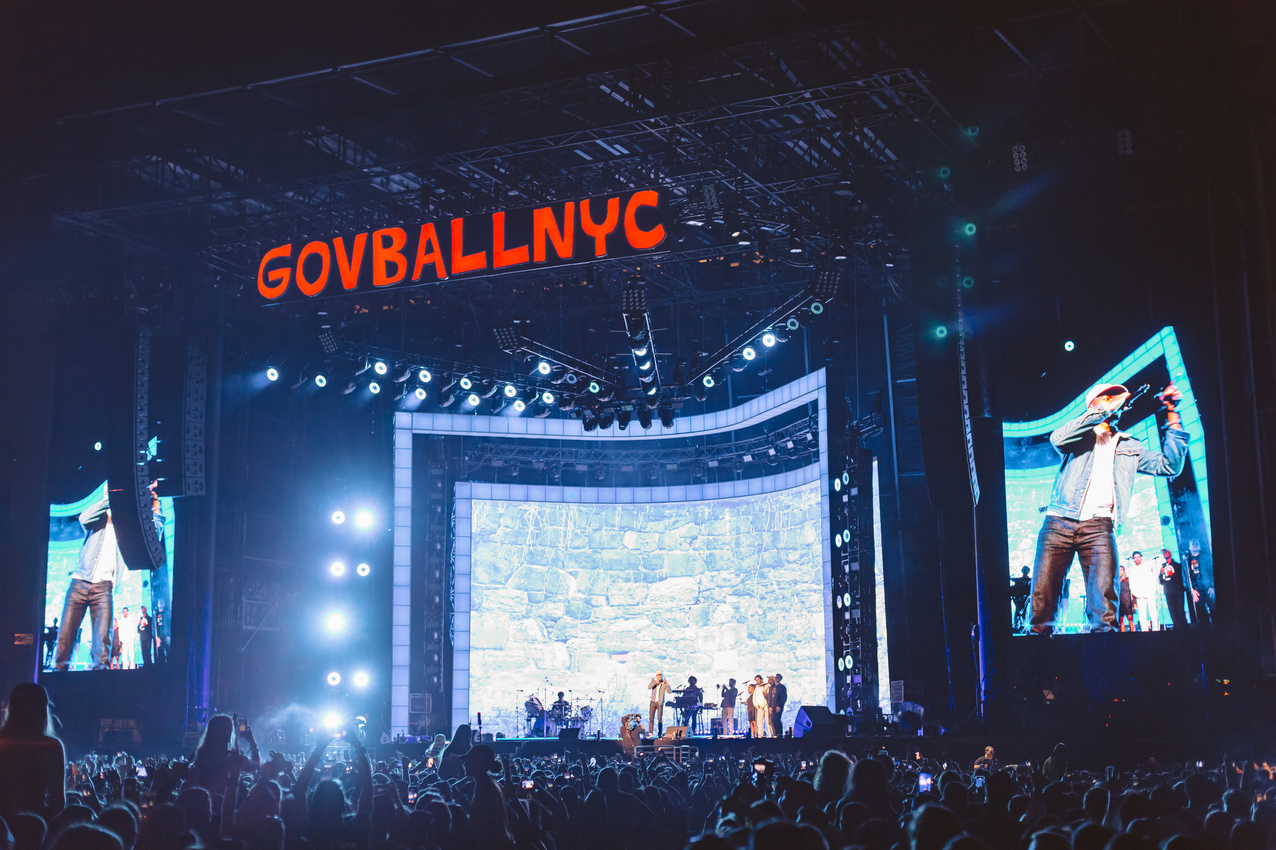 Chance The Rapper, Governors Ball Music Festival