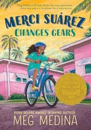 Merci Suarez Changes Gears by Meg Medina.jpeg