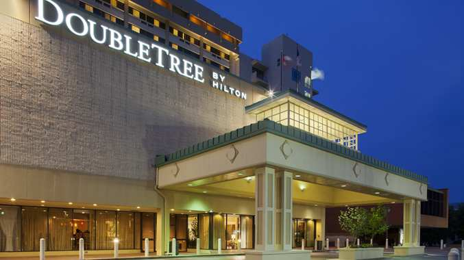 The Doubletree by Hilton