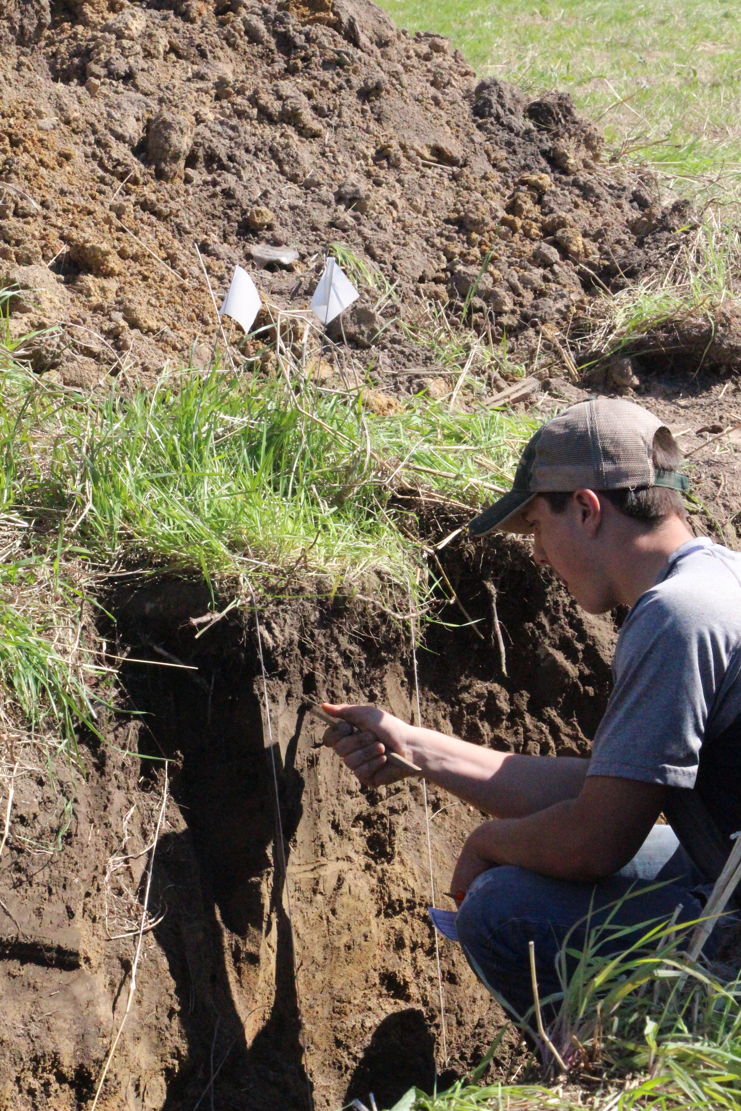 connors-state-college-soil-judging