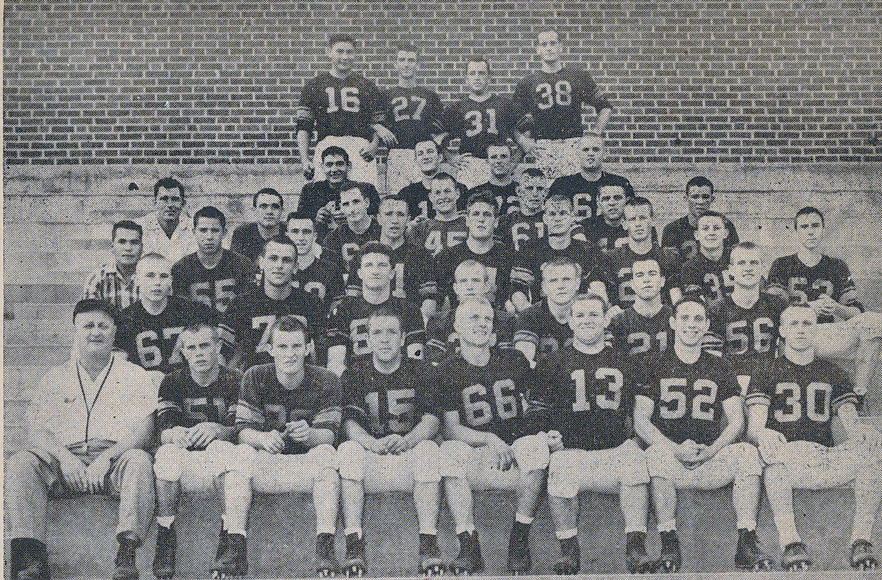 Aggies Football 1957 - 1958