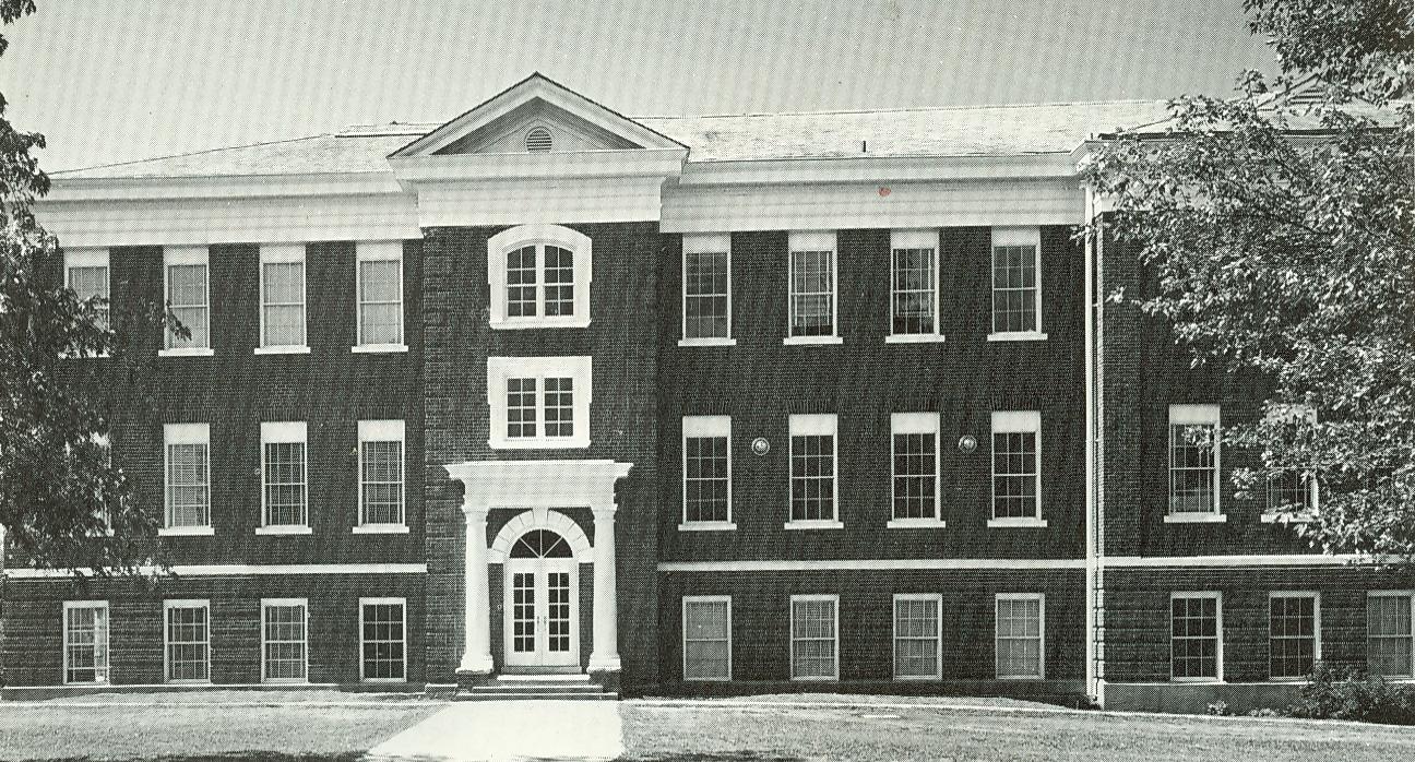 Classroom Building 1964