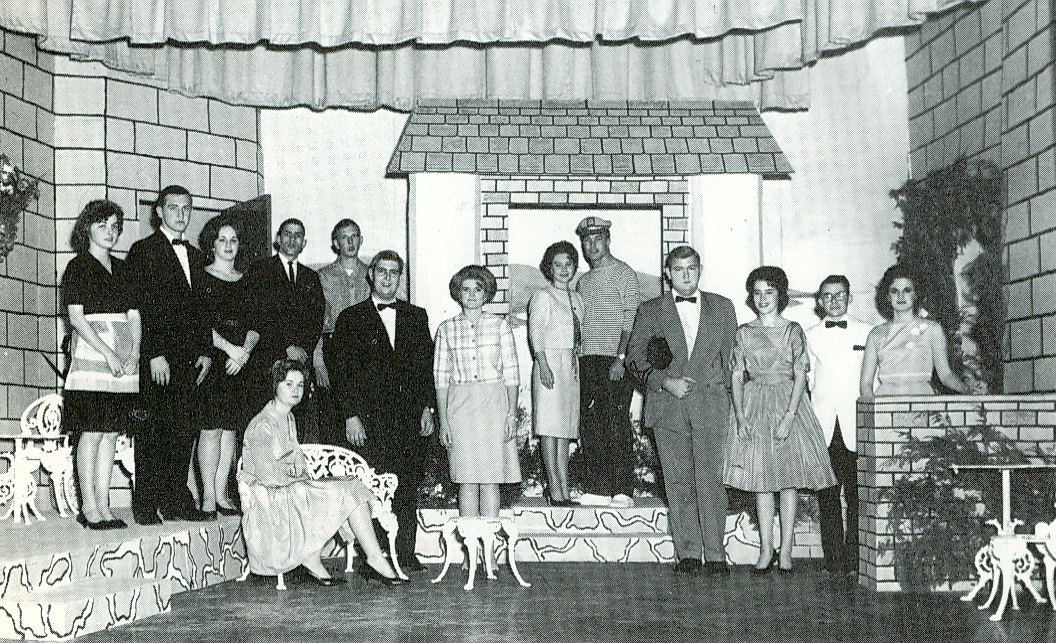Drama Production 1963