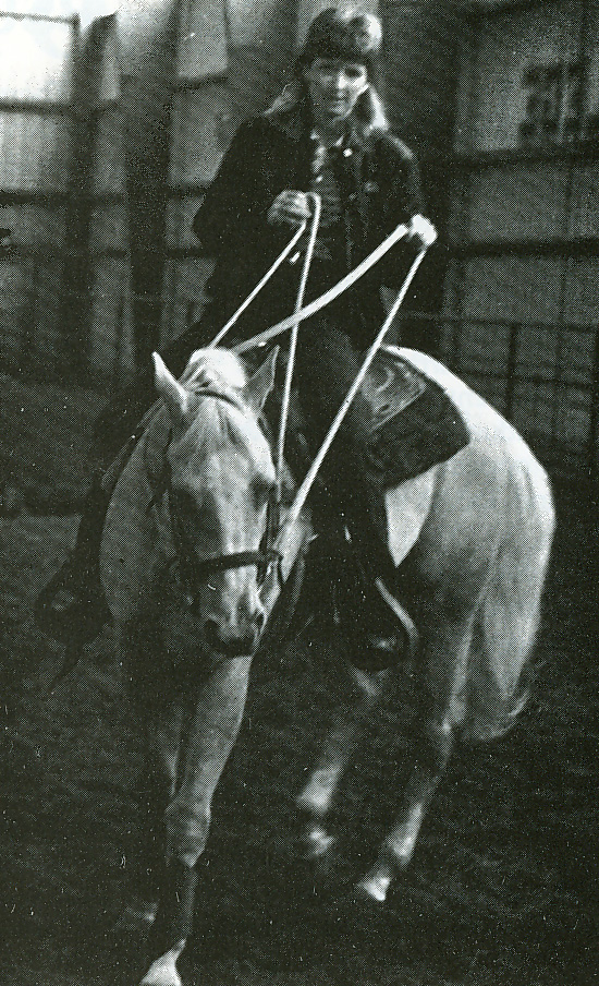 Equine training 1985