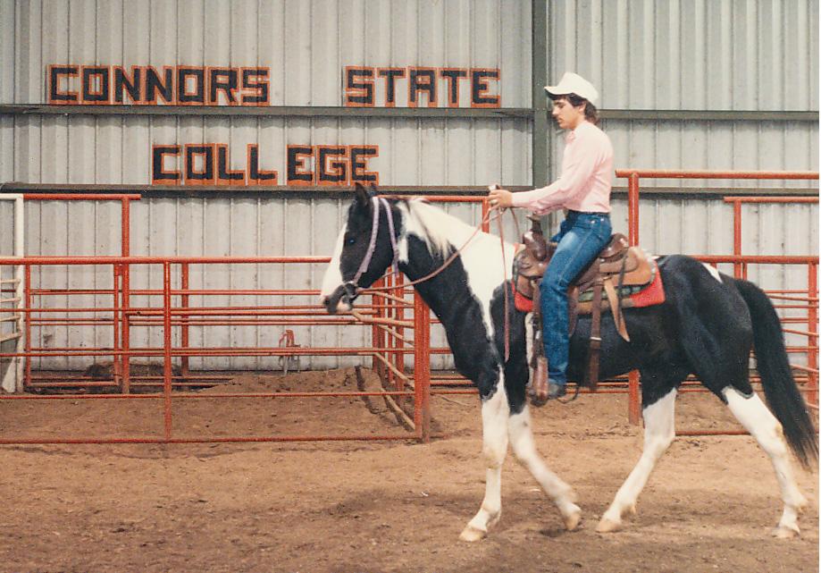 Horse training 1985