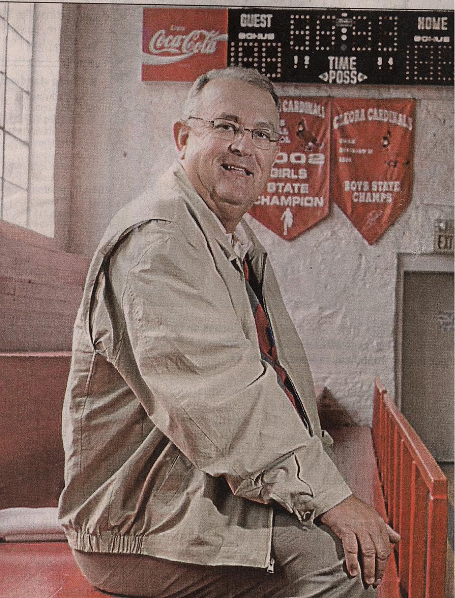 Coach Tim Carson 2011