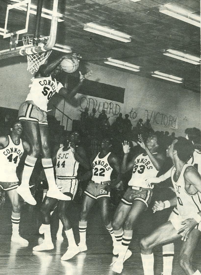 Cowboy Jump shot 1974-75