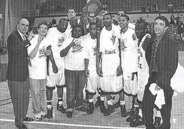 Region II Champions 2008-09