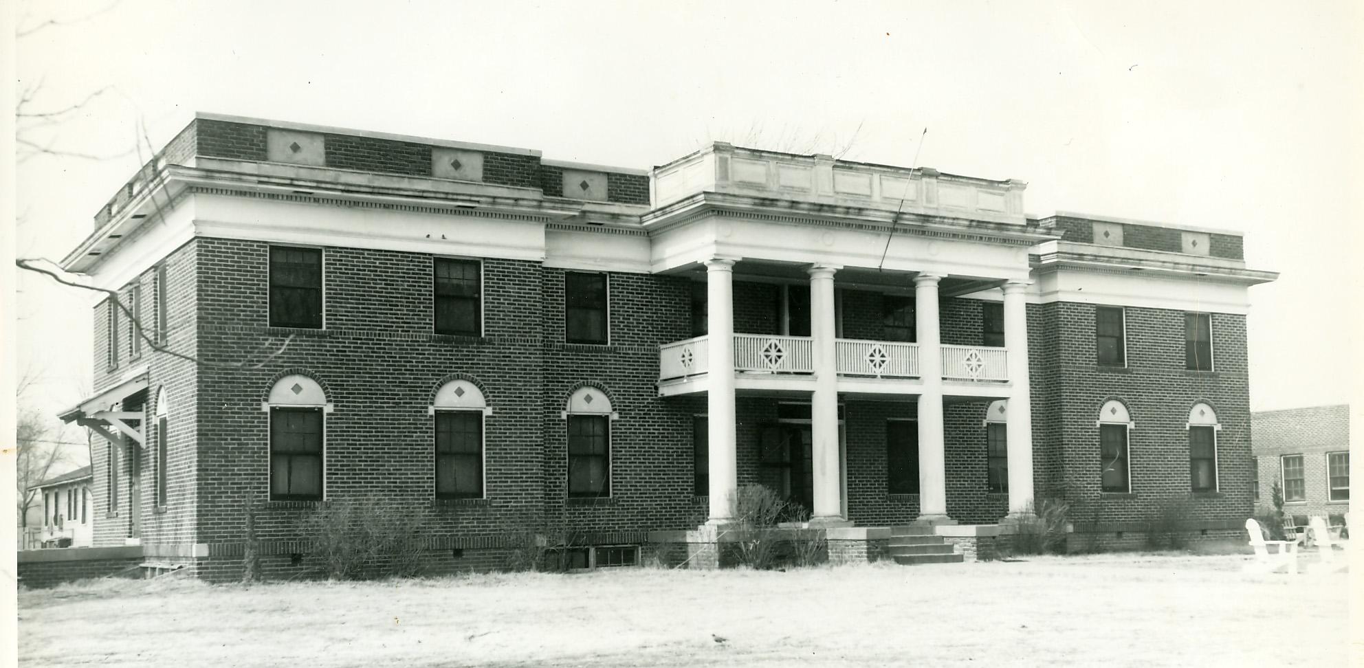 Kinghurst hall, 1929.