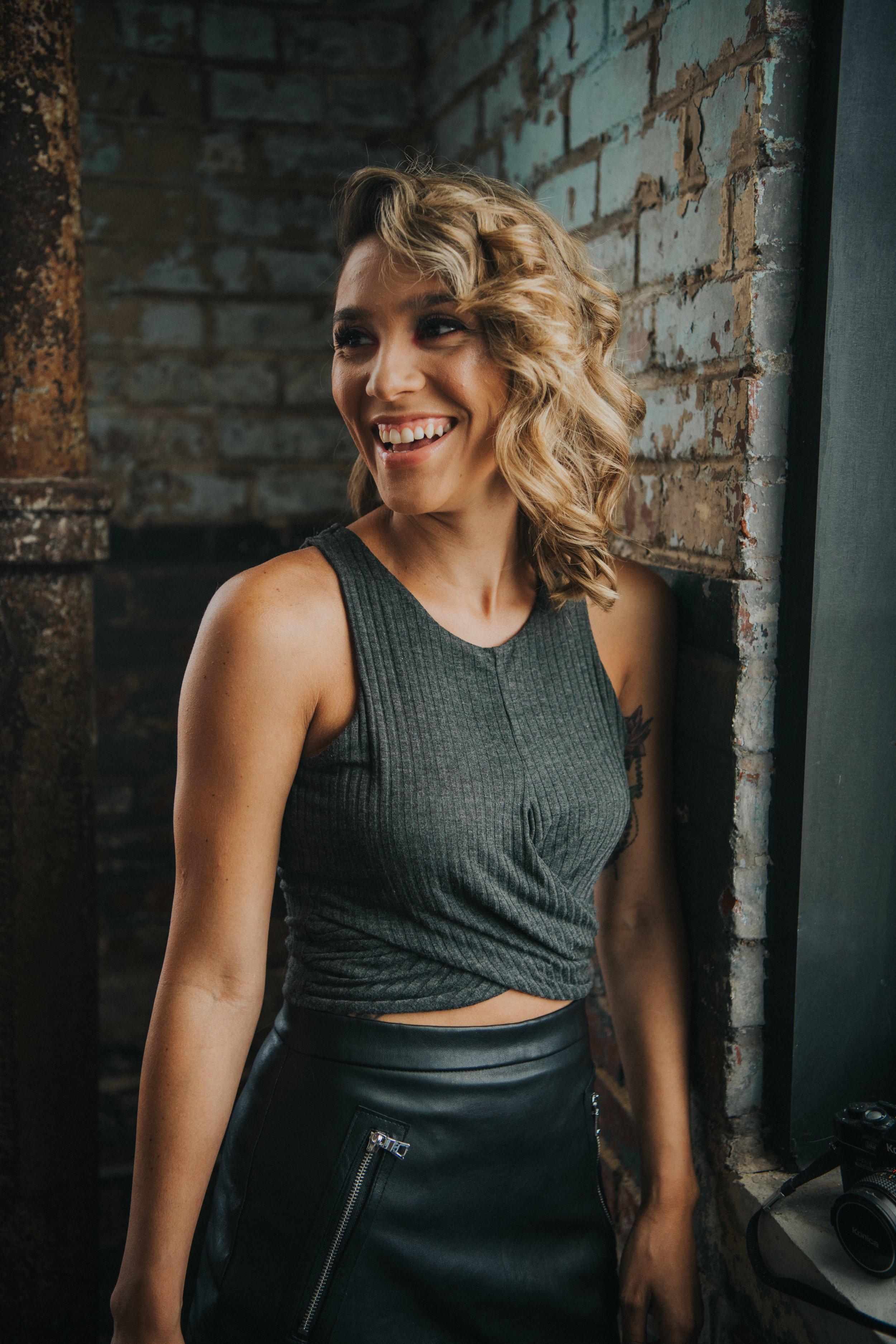 Vocals / Brianna Storm