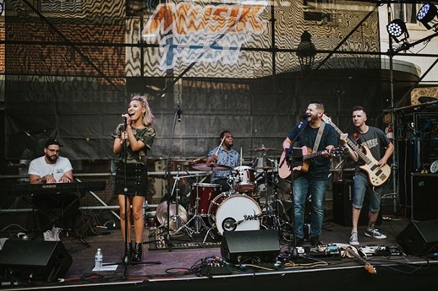 This past week was just incredible. Words cannot explain how grateful we still are to have performed @musikfest in Bethlehem Pennsylvania! We had the opportunity to perform not ONE... not TWO... but THREE shows this year at this wonderful and well put together festival! THANK YOU to all who came out. It means SO much to us and we can't grow with out you loving what we do. So we appreciate the continued support ❤️ It does not go unnoticed! We. Love. You all. . . . . . #show #alternative #soul #band #performance #acoustic #harmony #original #livemusic #music #songs #love #apshows #musikfest #musikfest2019 #bethlehem #PA #Pennsylvania #lehighvalley #lehighvalleymusicians #soulful