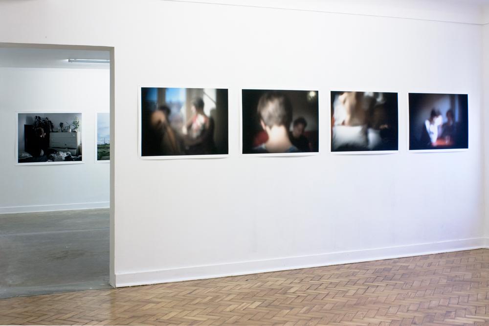 Diogo Simões // Cláudia Rita Oliveira   Diário // Continuidade entre dois seres descontínuos