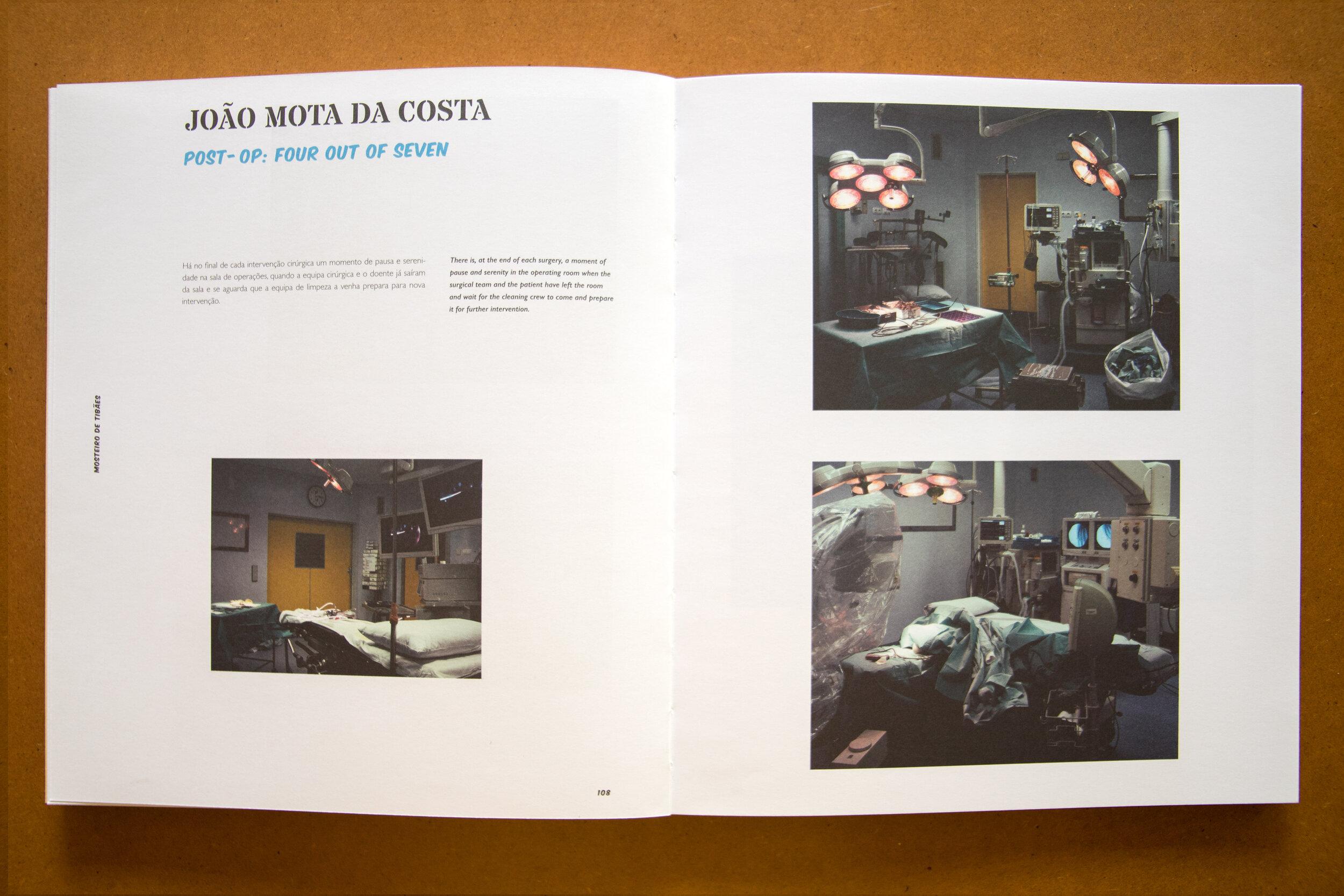 João Mota Da Costa   Post-Op: Four Out Of Seven