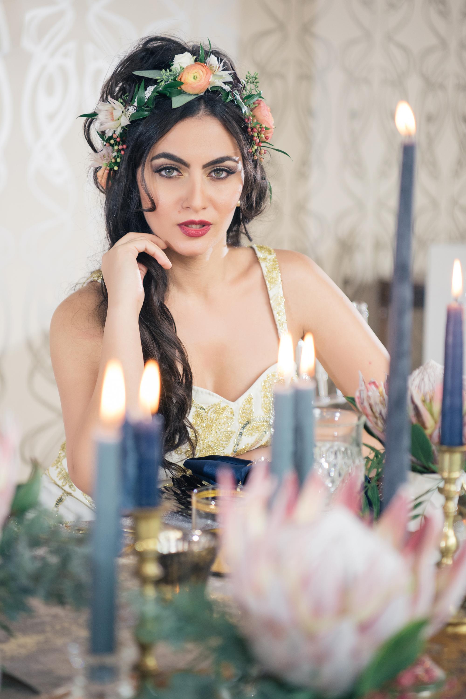Luxury Medieval Wedding