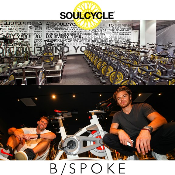 Fitness Fanatic   Includes a 3 class pack to B/Spoke Studio and a 5 class series to Soul Cycle  Valued at $ 225