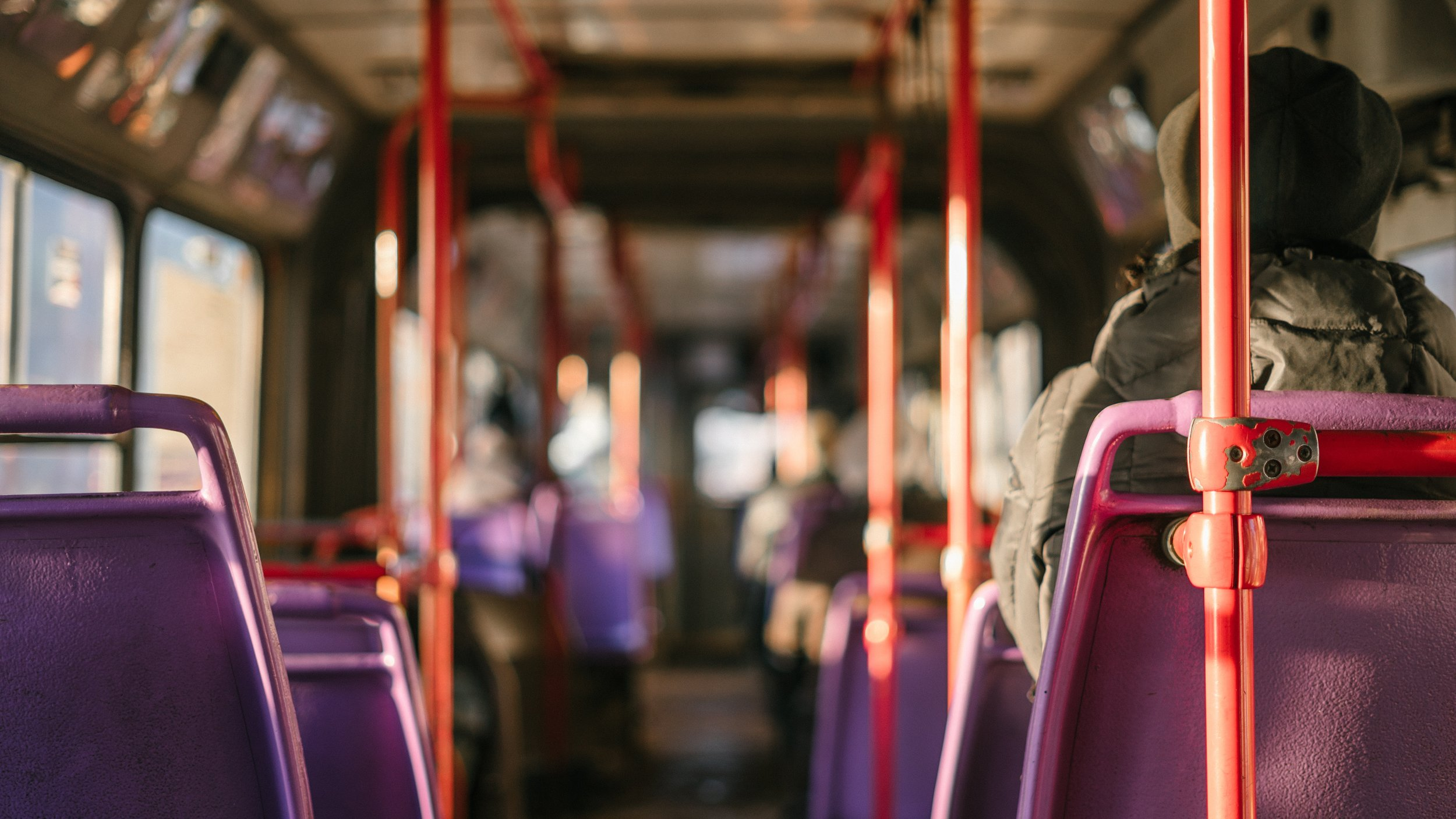 Use your commute to practice mindfulness or meditate -