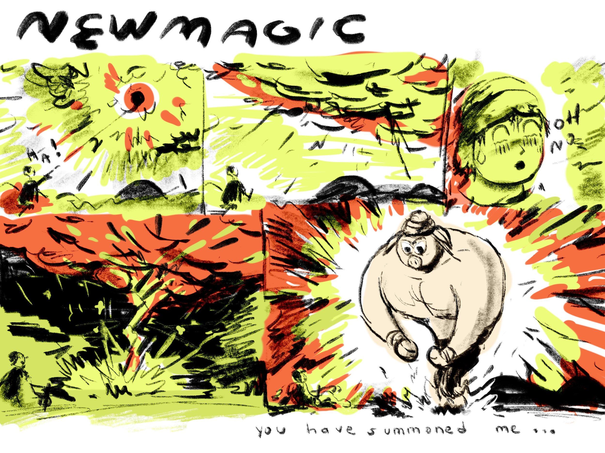 New Magic -