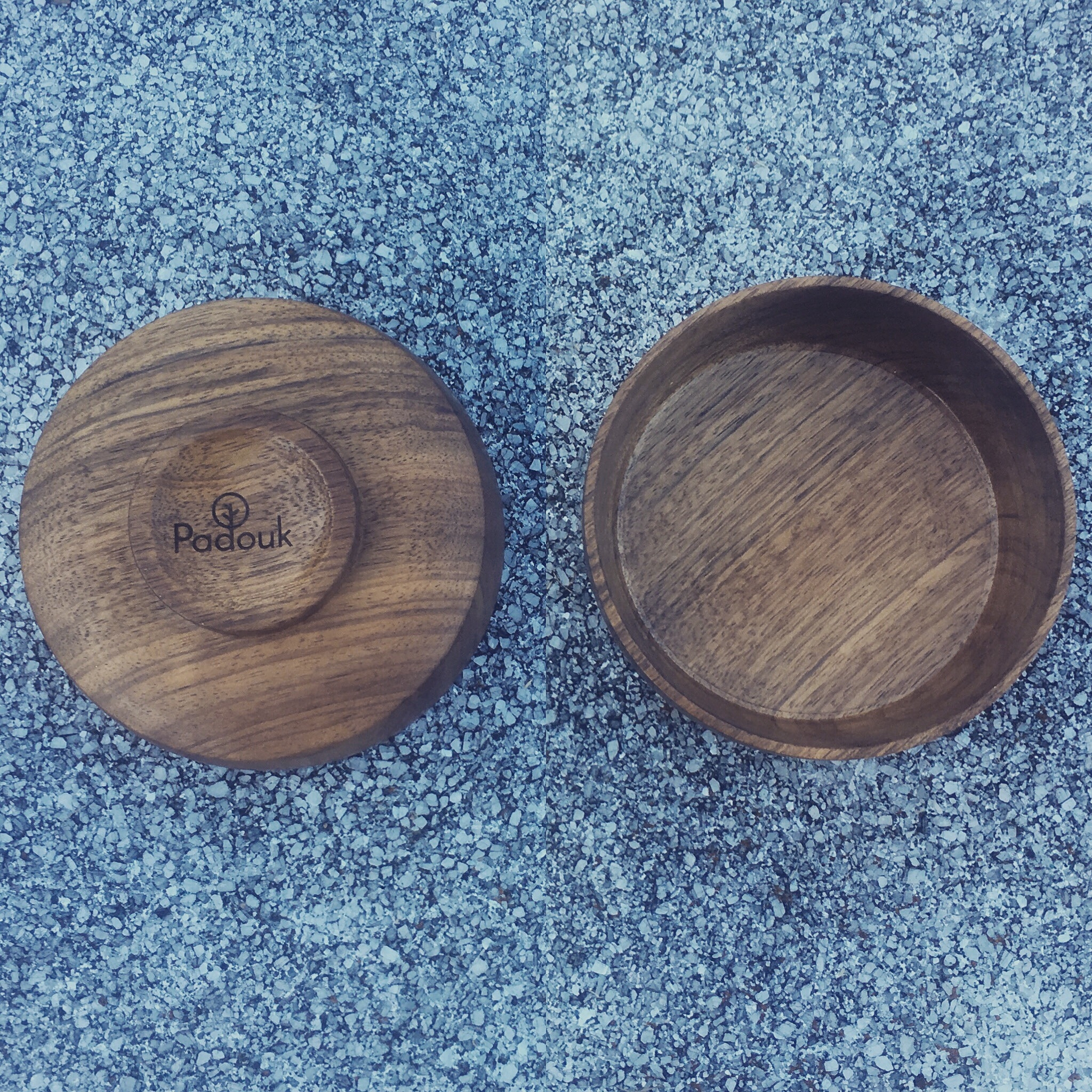 Canary wood Bowl