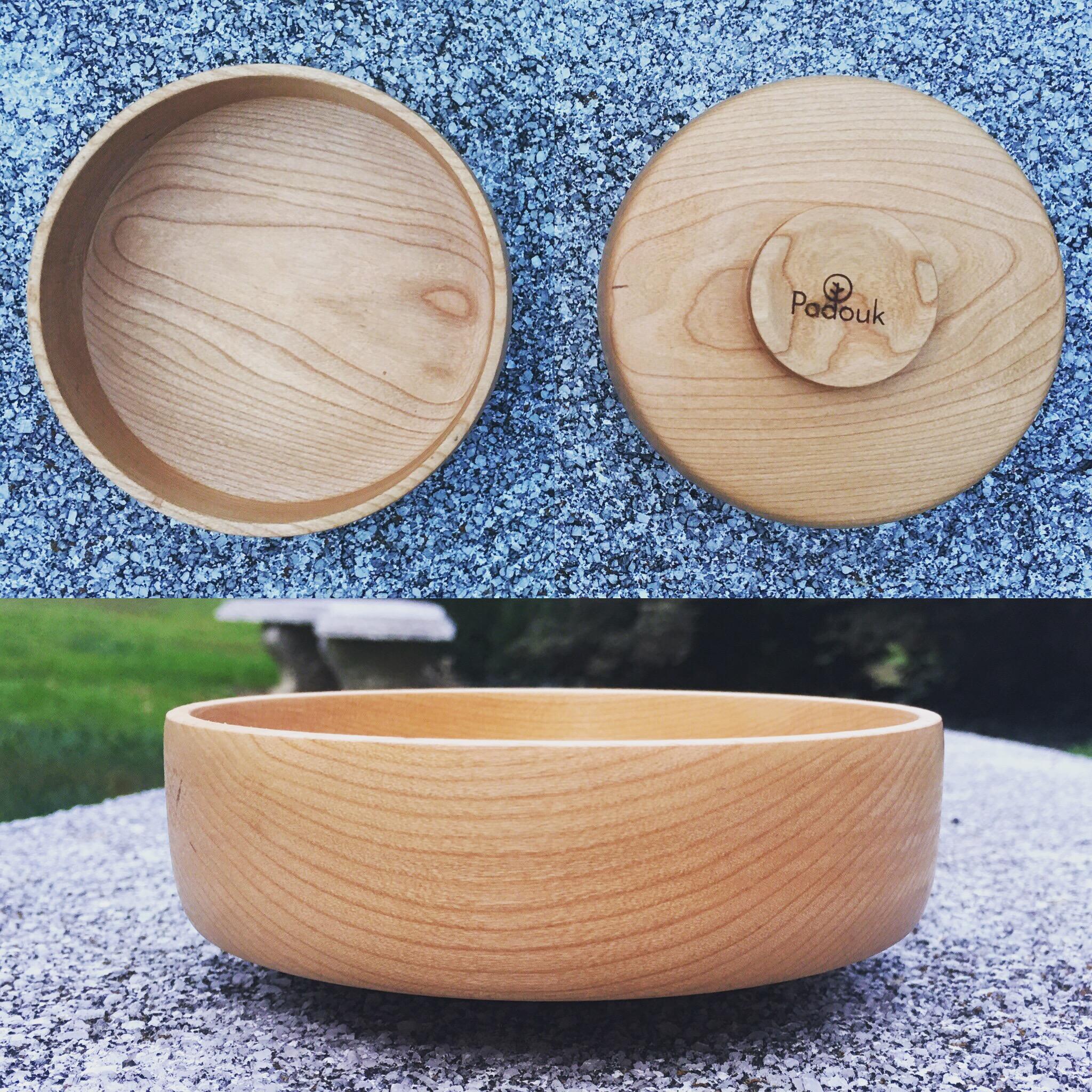 Modern Cherry Bowl