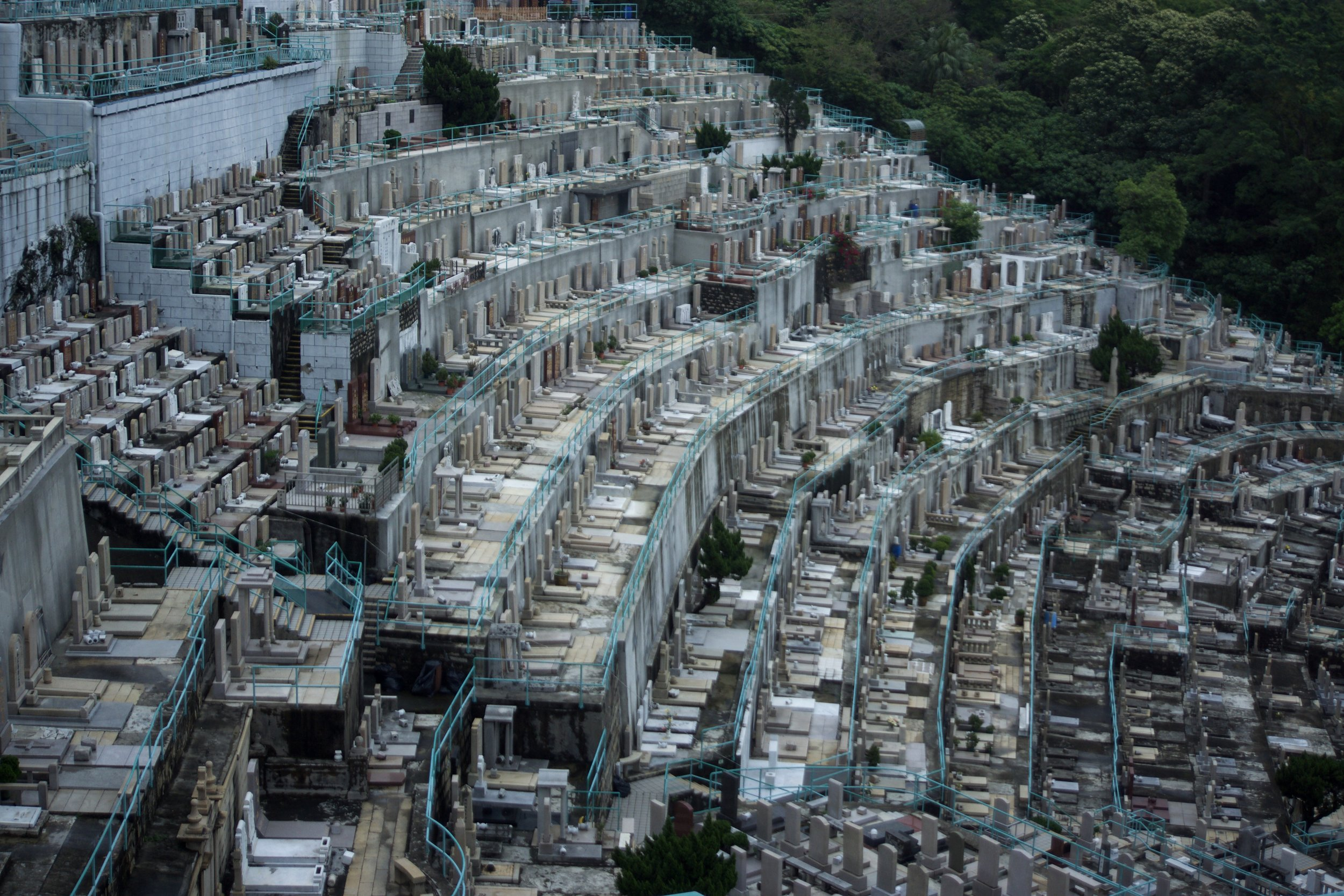 Chinese Christian Cemetery