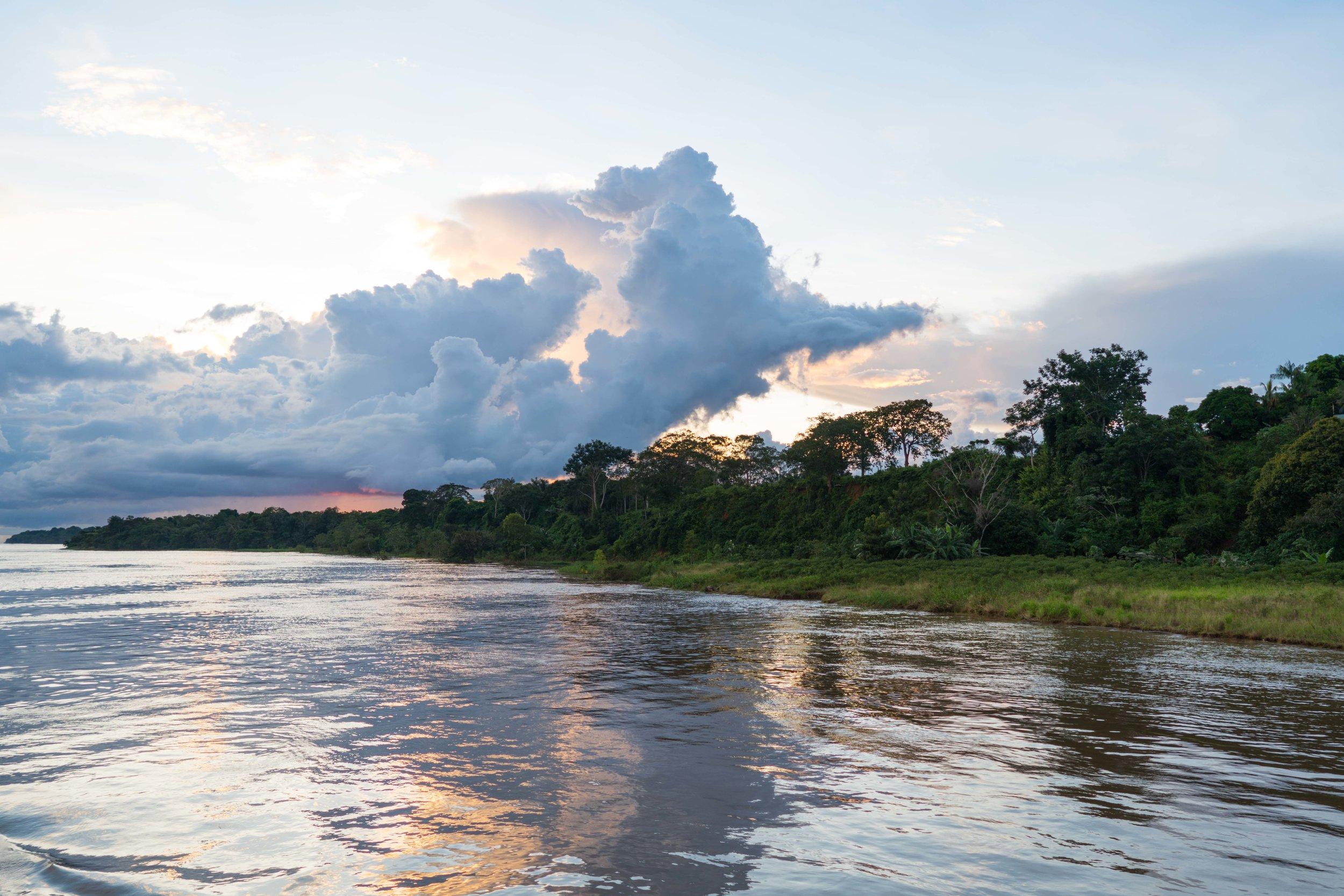 The Amazon, Brazil