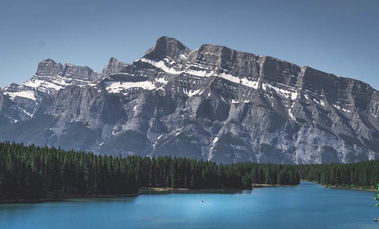 Two Jack Lake, Alberta