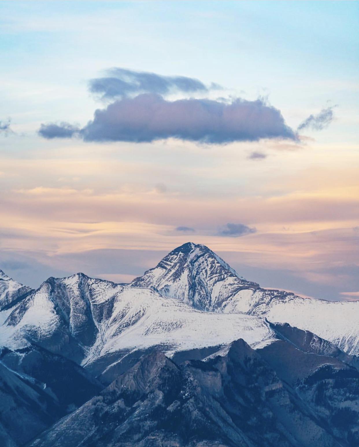 Sulfur Mountain, Alberta