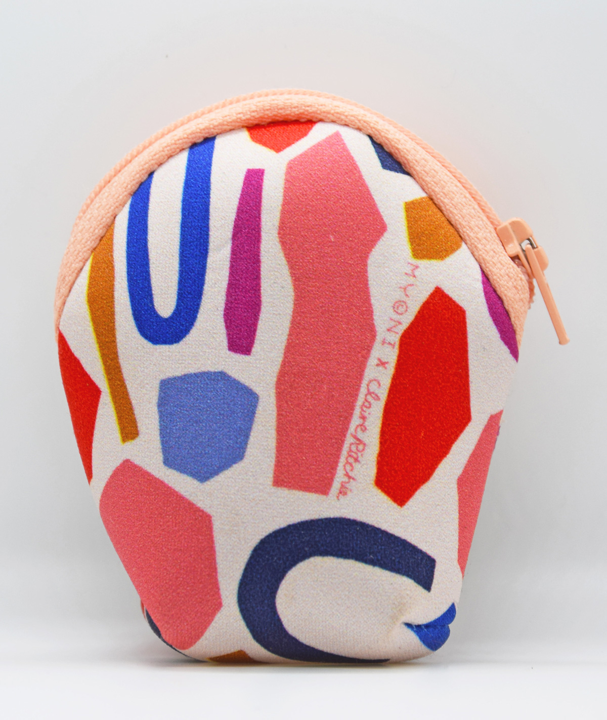 Myoni X Claire Ritchie 'clam bag'