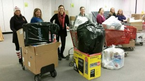 United Way Adopt a Family
