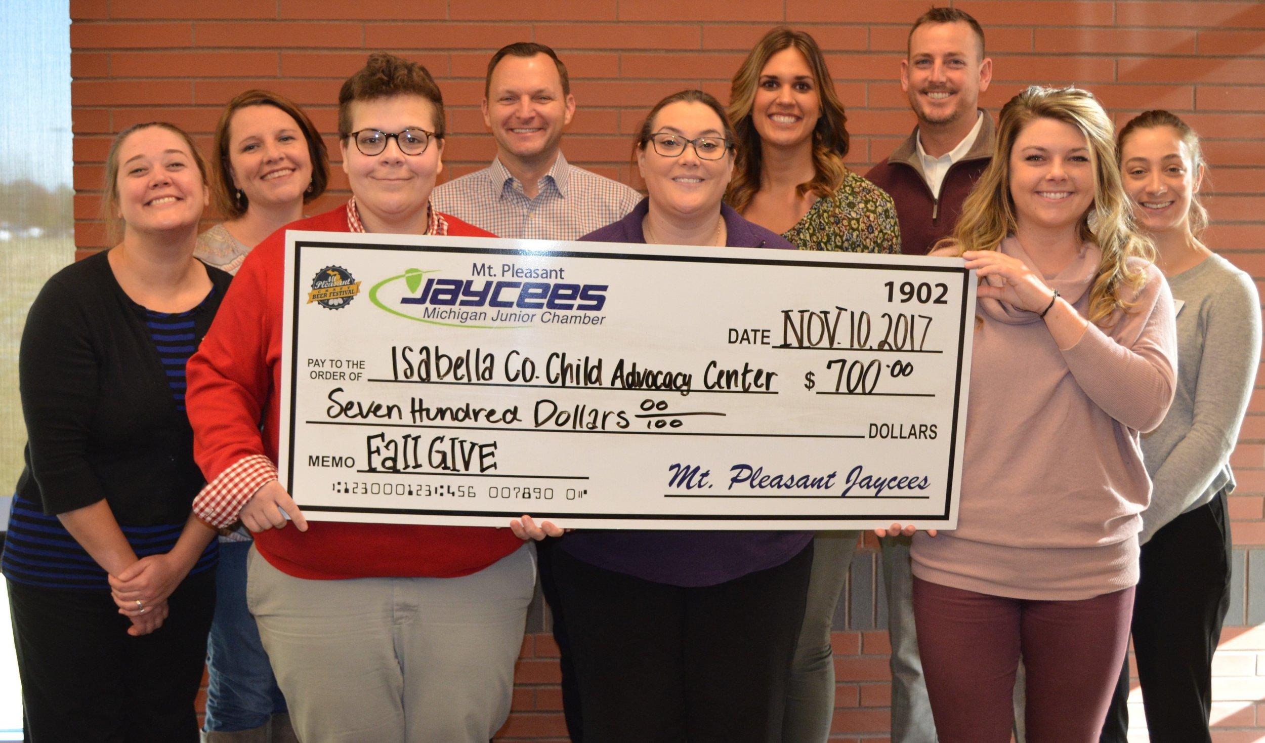 Isabella County Child Advocacy Center
