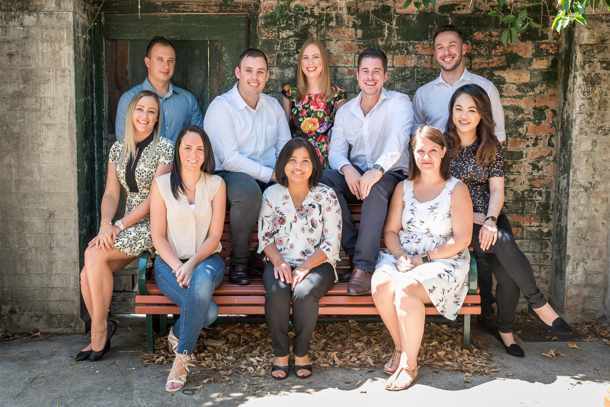 the link advisors team
