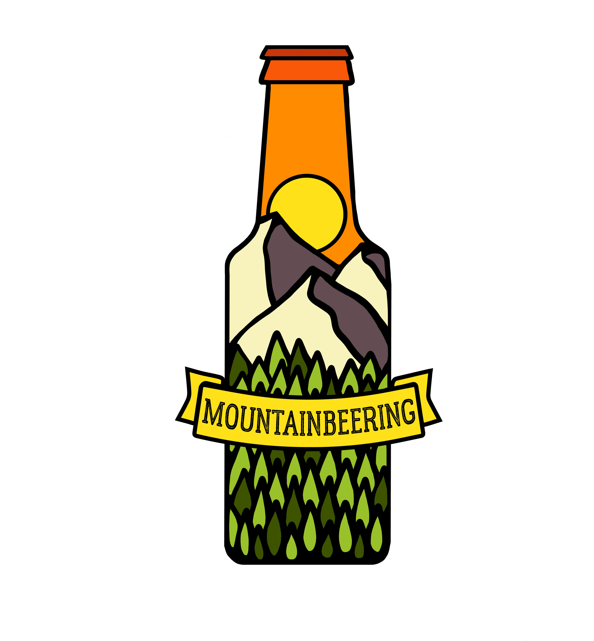 MOUNTAIN-BEERING -
