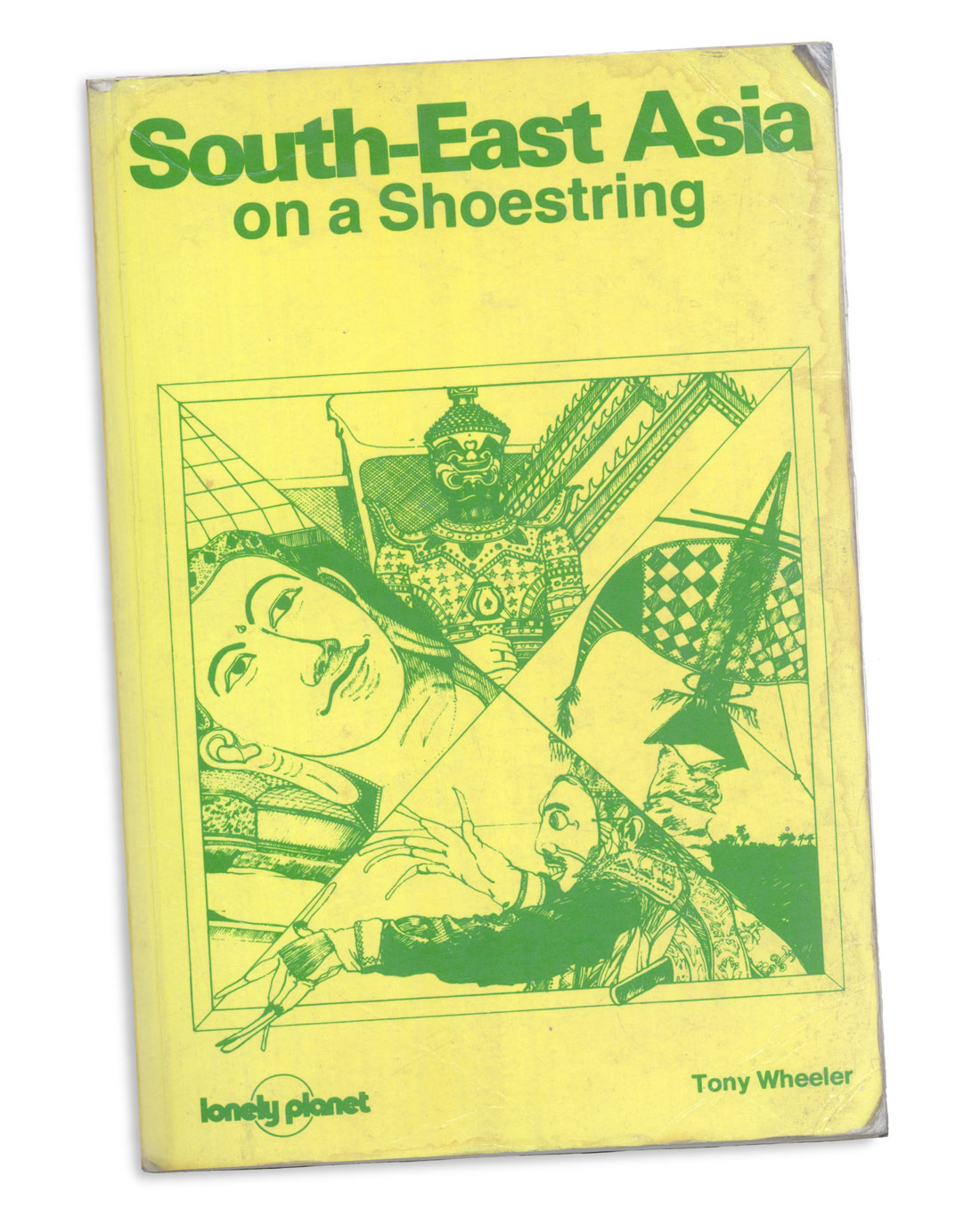 "- In 1984 Rick and Ann Yoder used this guide book to travel and eat their way through five countries in Southeast Asia; satay in Malaysia, seven element soup in Burma, curries in Thailand, roti in Singapore, and dim sum in Hong Kong. Every day they would look at each other and say, ""wouldn't it be amazing if we could get this food in Seattle""?"
