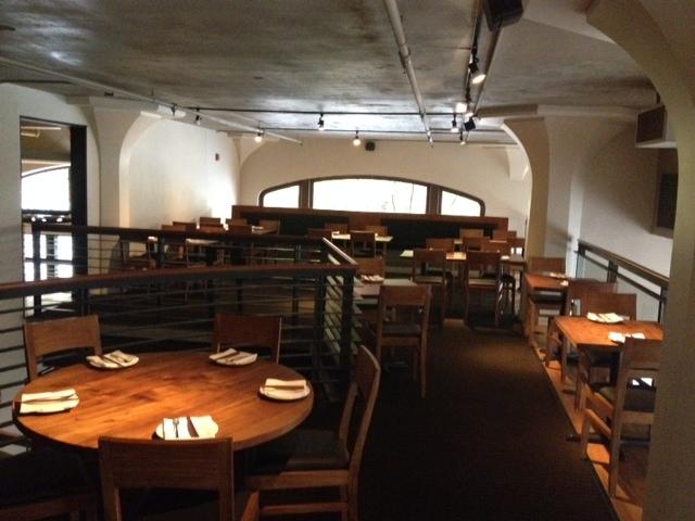 Mezzanine Lounge - 60 seated | 100 standing