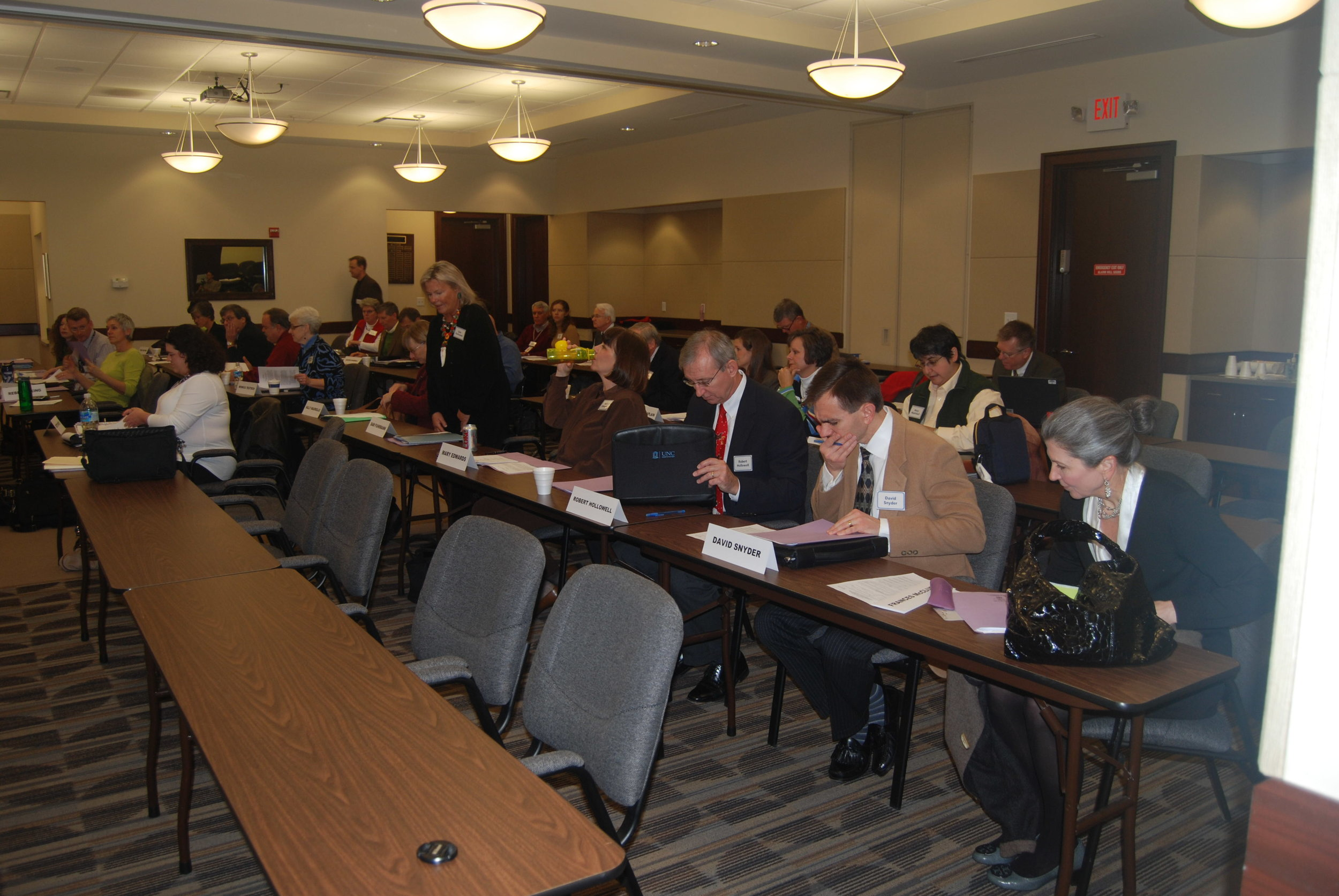 Legislative Meeting, 2009