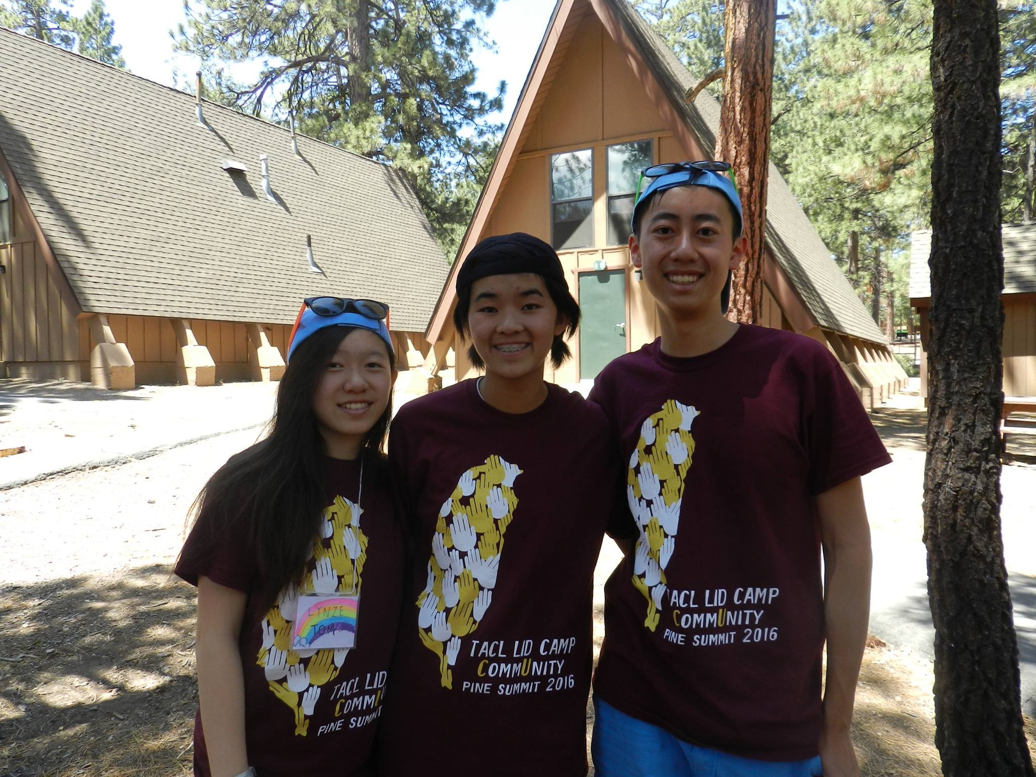 Counselors:   Bond with a selected group of campers that you will be responsible for, during the duration of camp. Expect tears when you have to part.