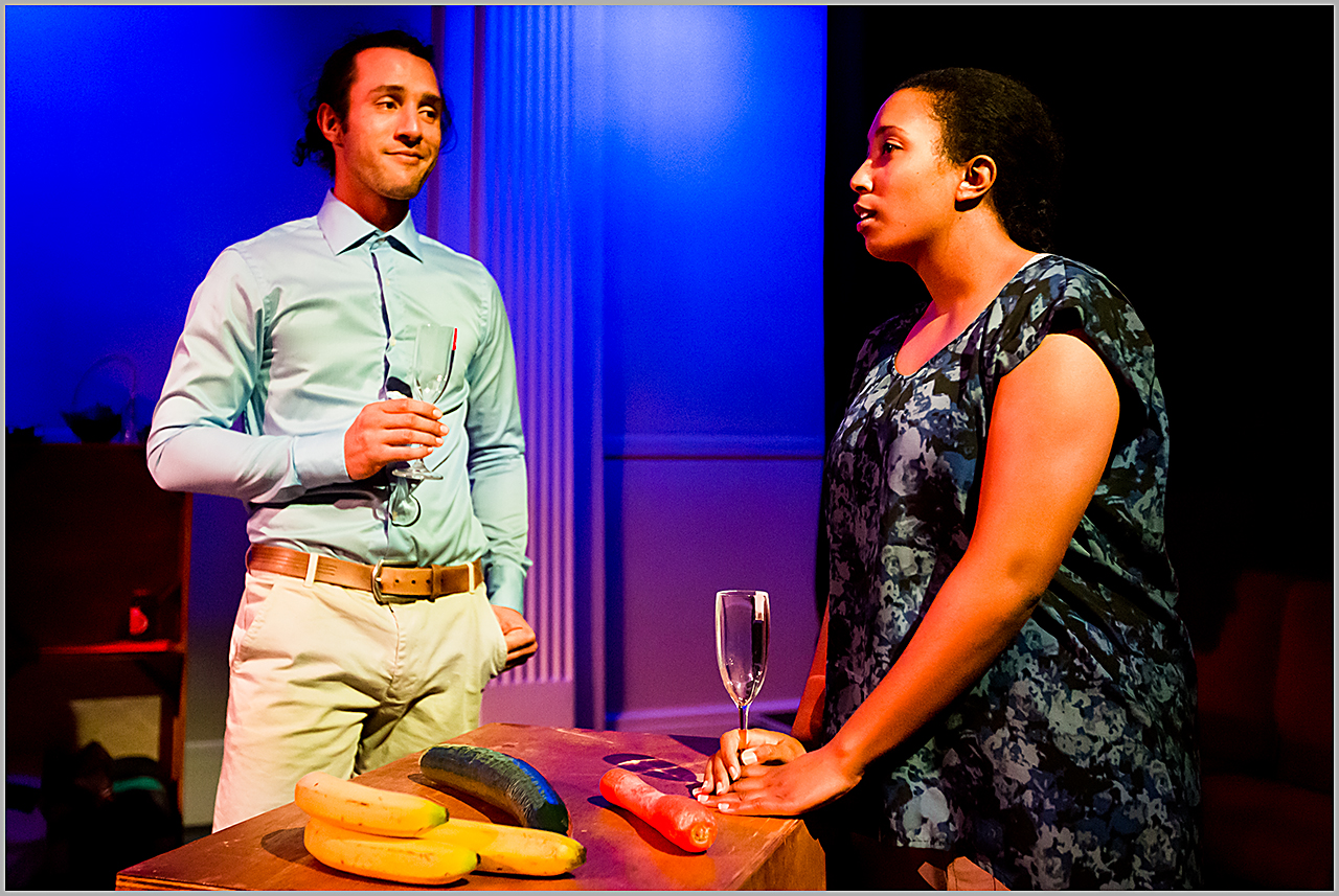 Voice Coaching for: Merlin Nawalowalo and Keagan Fransch in Love and Information, by Caryl Churchill, Dir. Tabitha Arthur, Bats Theatre