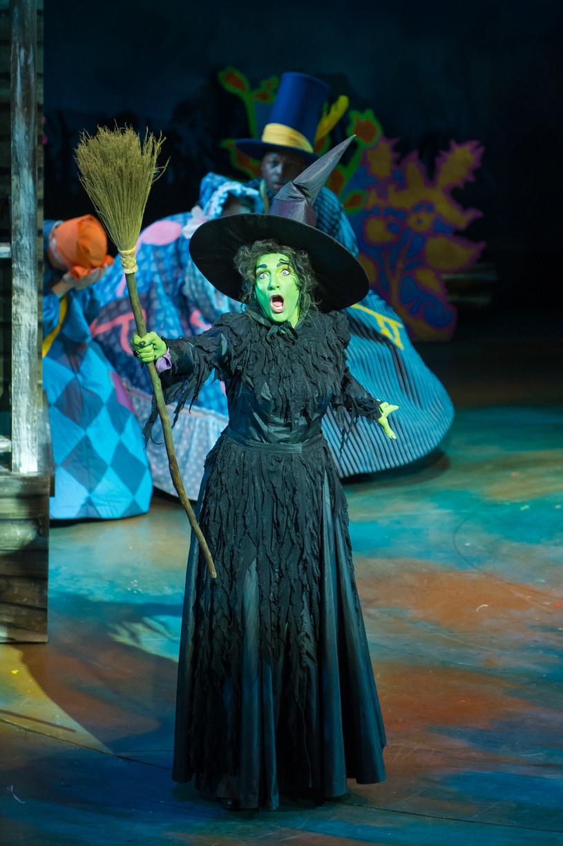 Wicked Witch, The Wizard of Oz