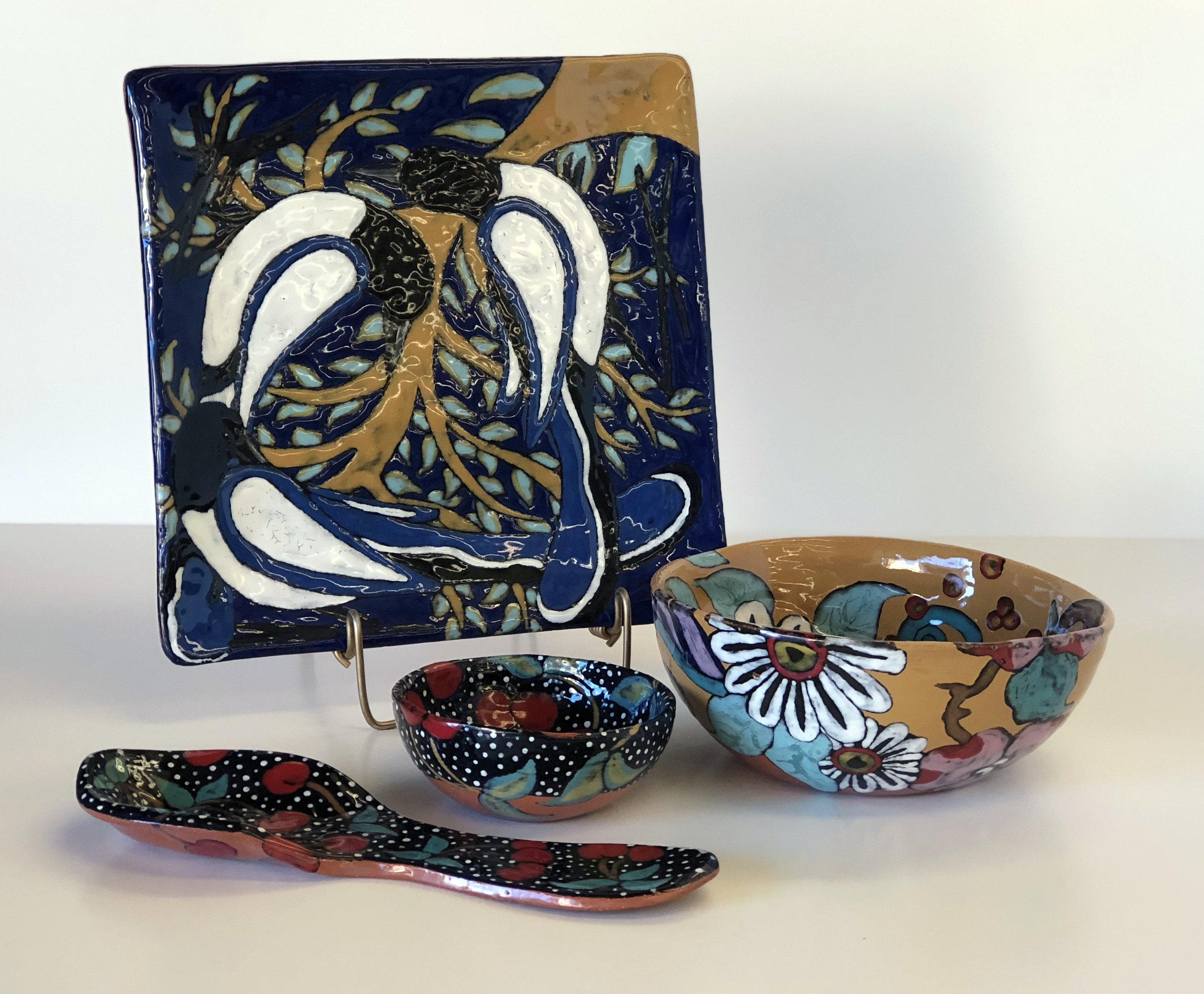 Reed Lehman Pottery