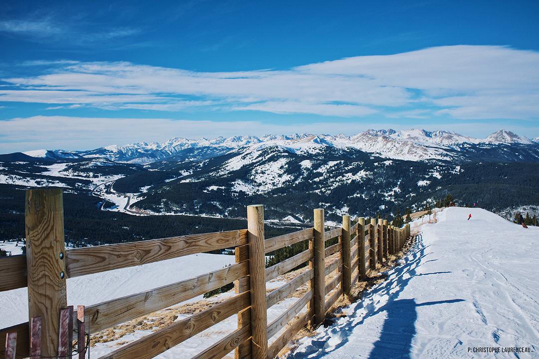 skiing near loge breckenridge colorado