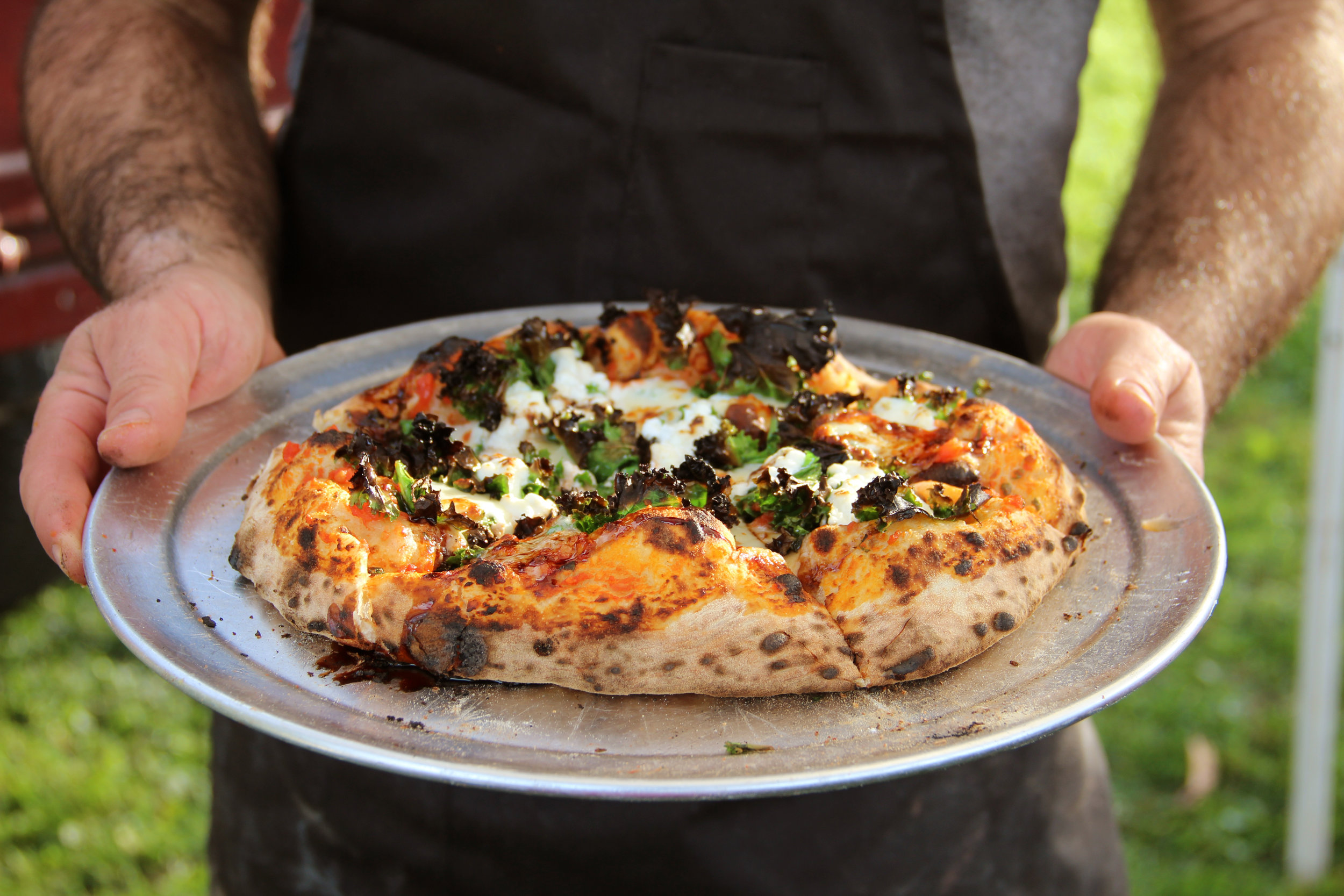 Doug Cullen Wood Fired Fermented Pizza Truck Catering Events Weddings Hudson Valley Westchester Hastings on Hudson NYC Sourdough.jpg