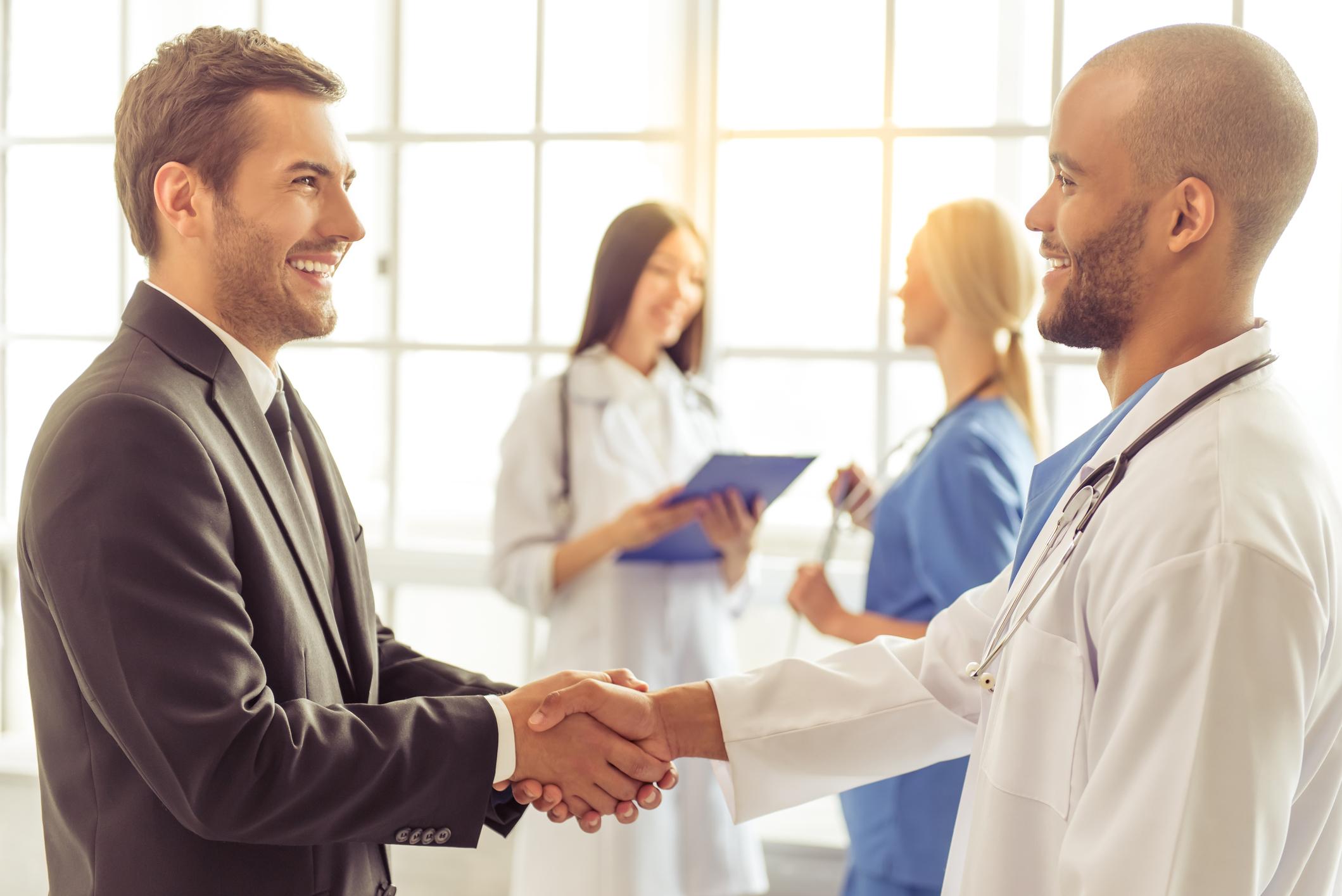 Orthopedic Sales Representative -
