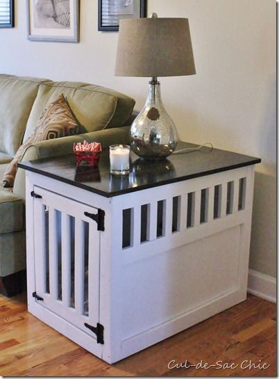 A Coffee Table Kennel