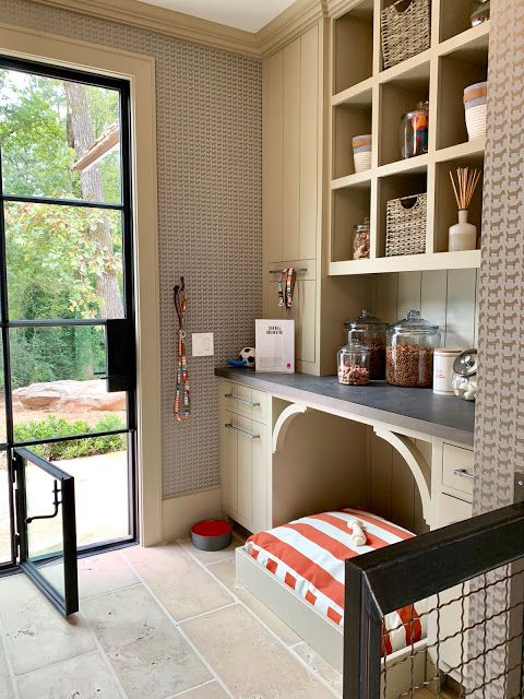 A Mud Room With a Little Big of Everything