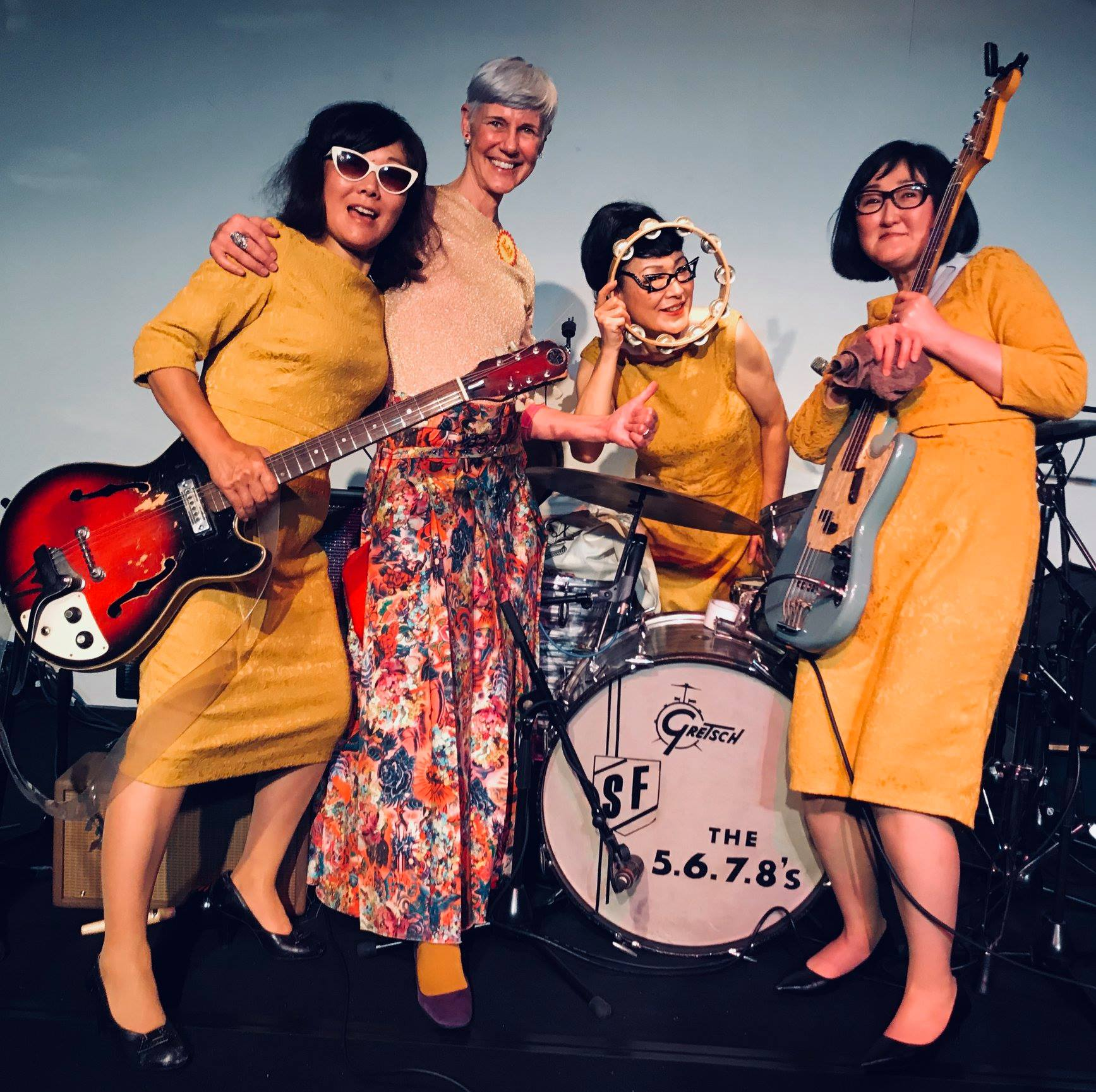 T-21 Days - PowWowers! WOOHOO HOO HOO HOO!!!Here in Tokyo, we're still buzzing from last night's birthday bash for PechaKucha founder Astrid Klein with an unforgettable performance by Japanese all-girl surf rock band (of Kill Bill fame) The 5,6,7,8's. That's just how we roll ;-)Another special friend of PechaKucha who shares 3.22 birthday - The Japan Times - our largest and oldest English-language daily newspaper. Check it out!https://www.japantimes.co.jp/