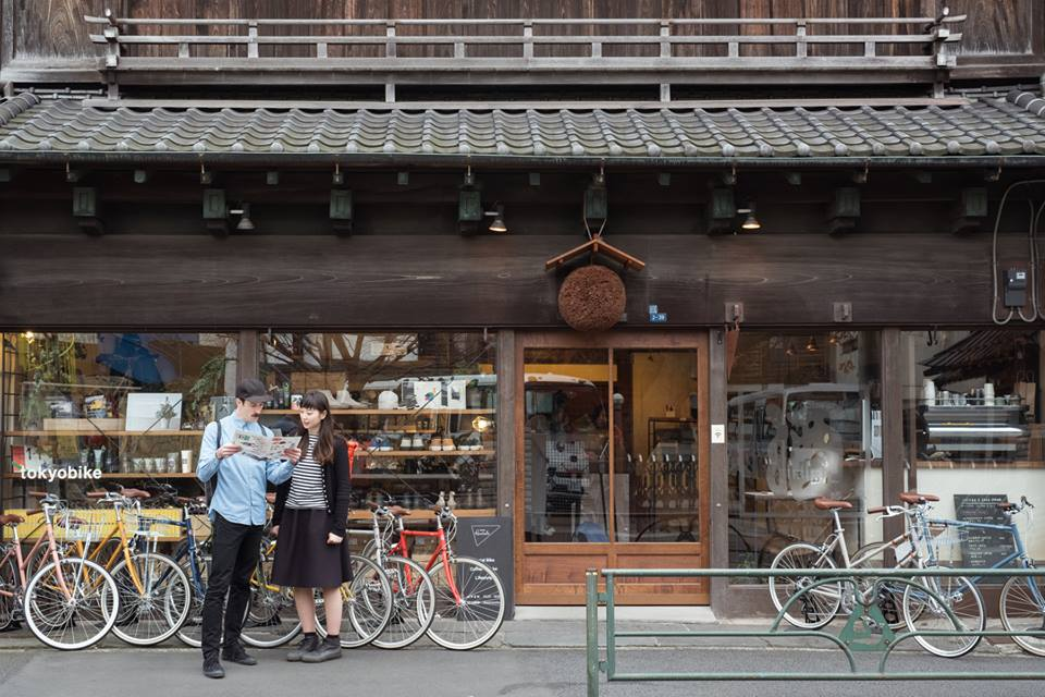 T-9 Days - Nothing quite beats having your own set of wheels. This city's sprawling 13,500 km² (5,200 mi²), it's relatively bike-able, and a great way to explore.This rental shop provide their excellent handmade cycles, as well as recommended tours.https://tokyobikerentals.com/en/home